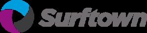 Surftown webbhotell logo